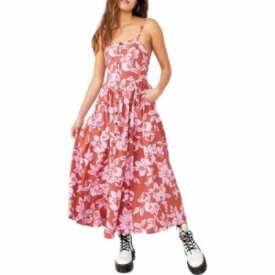 フリーピープル FREE PEOPLE レディース ワンピース サンドレス ワンピース・ドレス The Perfect Floral Sundress Watermelon Combo
