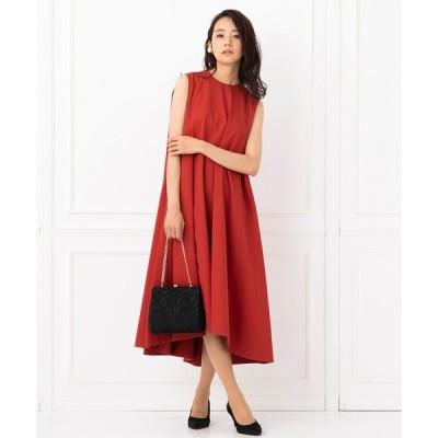 ドレス 【Demikitte】テントラインワンピース