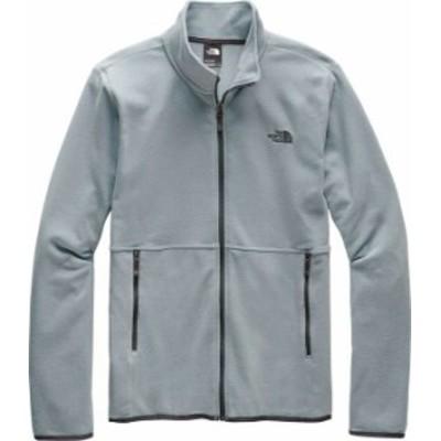 ノースフェイス メンズ ジャケット・ブルゾン アウター Men's The North Face TKA Glacier Full Zip Jacket Mid Grey/Mid Grey