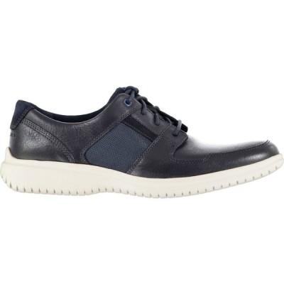 ロックポート Rockport メンズ スニーカー シューズ・靴 Mud Trainers Dress Blue