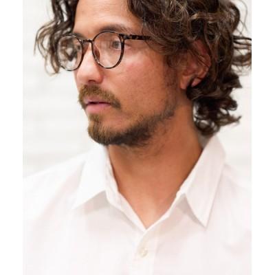 CAMBIO / mko9578-Functional Lens Boston Glasses メガネ・サングラス MEN ファッション雑貨 > メガネ
