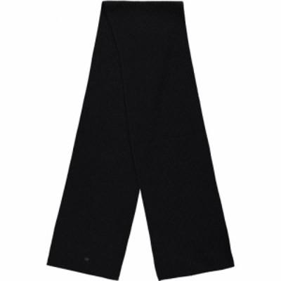 トミー ヒルフィガー Tommy Hilfiger メンズ マフラー・スカーフ・ストール Tommy Pimacottnscarf Sn94 Black BDS