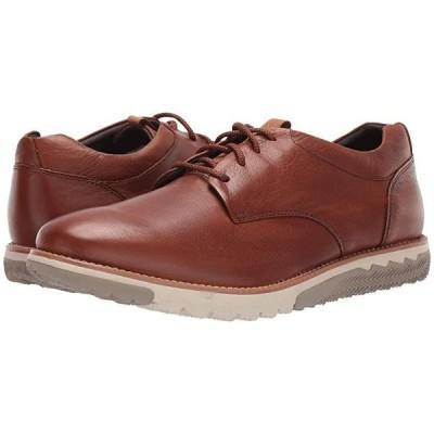 ハッシュパピー Expert PT Lace-Up メンズ オックスフォード Cognac Leather