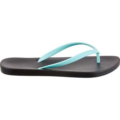 DSG レディース ビーチサンダル シューズ・靴 Flip Flops Black