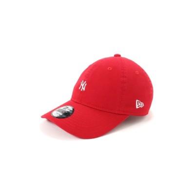 帽子屋ONSPOTZ / ニューエラ キッズ キャップ 9TWENTY 2-TONE STRAP MLB ニューヨークヤンキース ウォッシュ加工 NEW ERA YOUTH KIDS 帽子 > キャップ