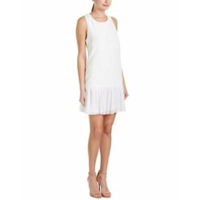 ファッション ドレス Sandro Replay Sheath Dress 3 White