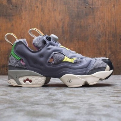 リーボック メンズ シューズ  Reebok x Tom And Jerry Men InstaPump Fury OG MU (gray / cold grey / hero yellow / black)
