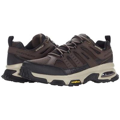 スケッチャーズ Skech Air Envoy メンズ スニーカー 靴 シューズ Brown/Black