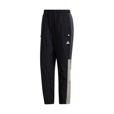 アディダス(adidas) メンズ トレーニングウェア マストハブ ウーブン パンツ Must Haves Woven Pants ブラック IXG19 GE0393 トレーニング ウェア スポーツ