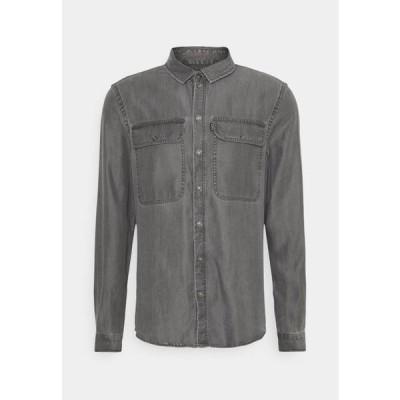 メンズ ファッション SENYO - Shirt - vintage grey