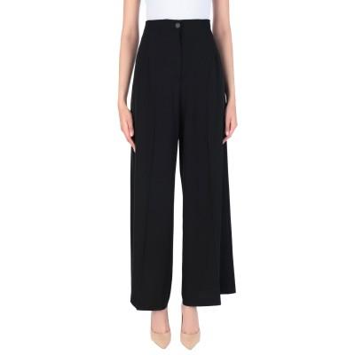 OTTOD'AME パンツ ブラック 40 ポリエステル 97% / ポリウレタン 3% パンツ