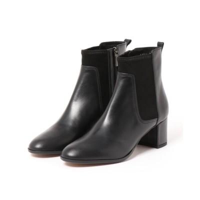 modaClea / ハーフストレッチショートブーツ WOMEN シューズ > ブーツ