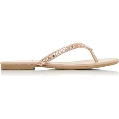 ヘッドオーバーヒールズ Head Over Heels レディース サンダル・ミュール シューズ・靴 Luccii Diamante Sandals Rose Gold