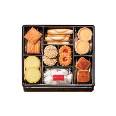 <DALLOYAU/ダロワイヨ> フールセック缶(洋菓子)【三越伊勢丹/公式】