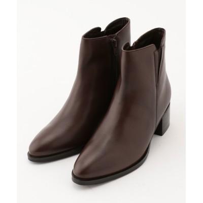 alcali/Soffitto / インド製スリットサイドゴアブーツ WOMEN シューズ > ブーツ