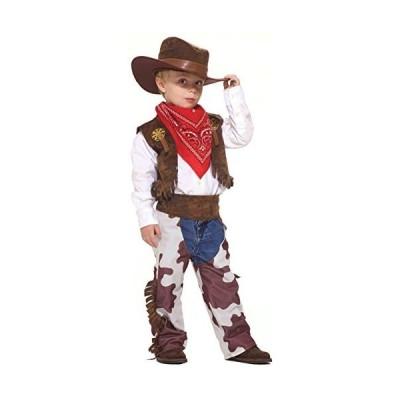 Forum Novelties Cowboy Kid Costume, Toddler Size[並行輸入品]