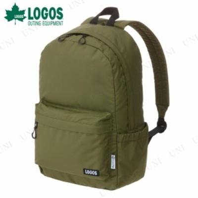 【取寄品】 LOGOS(ロゴス) スタンダードディパック(グリーン) アウトドア用品 キャンプ用品 レジャー用品 アウトドアバッグ リュックサッ