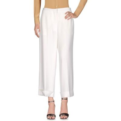 ブライアン デールズ BRIAN DALES パンツ ホワイト 40 アクリル 76% / レーヨン 21% / ポリウレタン 3% パンツ