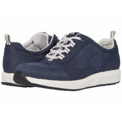 Rockport ロックポート レディース 女性用 シューズ 靴 スニーカー 運動靴 Trustride Navy【送料無料】