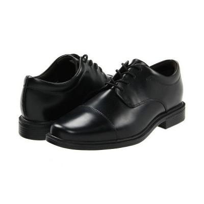 Rockport ロックポート メンズ 男性用 シューズ 靴 オックスフォード 紳士靴 通勤靴 Office Essentials Ellingwood - Black