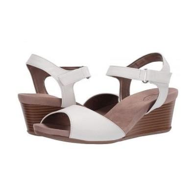 LifeStride ライフストライド レディース 女性用 シューズ 靴 ヒール Nola - Bright White