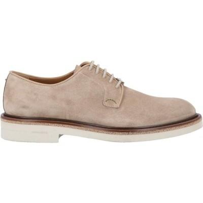 ブリマート BRIMARTS メンズ シューズ・靴 laced shoes Sand