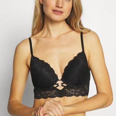 ラスカーナ レディース ファッション BRA - Push-up bra - black