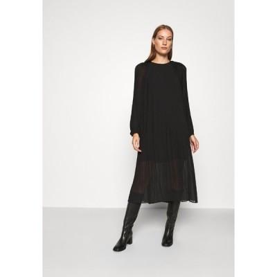サムスサムス ワンピース レディース トップス ELENA DRESS - Maxi dress - black