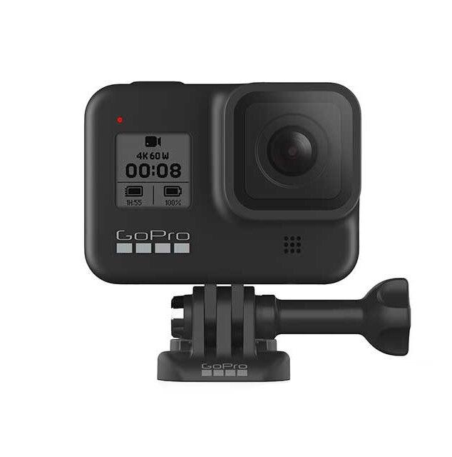 ◎相機專家◎ 促銷活動 贈鋼化貼 GoPro HERO8 Black 攝影運動相機 CHDHX-801 公司貨