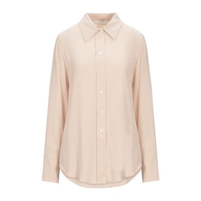 テーラ TELA シャツ ライトピンク 40 アセテート 60% / シルク 40% シャツ