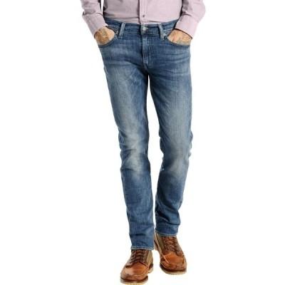 リーバイス カジュアルパンツ ボトムス メンズ Levi's Men's Premium 511 Slim Jeans Navy