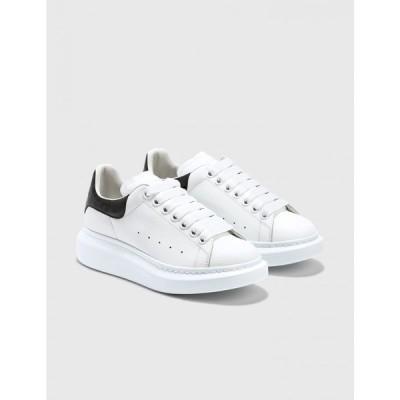 アレキサンダー マックイーン Alexander McQueen レディース スニーカー シューズ・靴 oversized sneaker White/Black