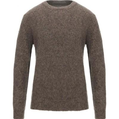 フィリッポ デ ローレンティス FILIPPO DE LAURENTIIS メンズ ニット・セーター トップス sweater Khaki