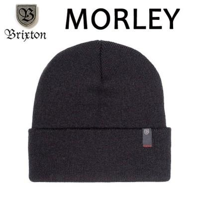 BRIXTON、ブリクストン/2016年FALLモデル/ニット帽・ニットキャップ/MORLEY BEANIE/フリーサイズ/BLACK・ブラック