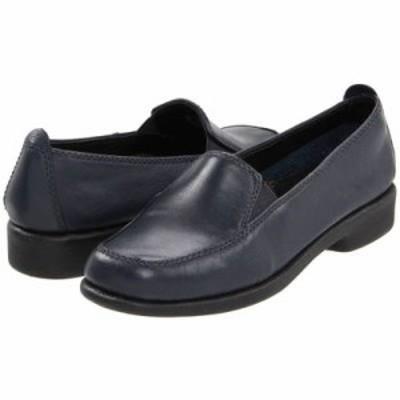 ハッシュパピー ローファー・オックスフォード Heaven Navy Leather