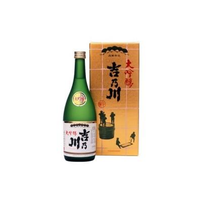 大吟醸 吉乃川720ml 箱付 お取り寄せ商品
