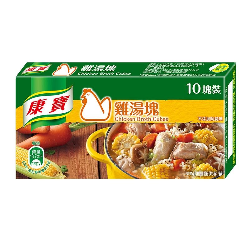 新康寶雞湯塊100g