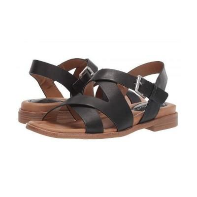 Comfortiva コンフォーティヴァ レディース 女性用 シューズ 靴 サンダル Devera - Black M-Vege