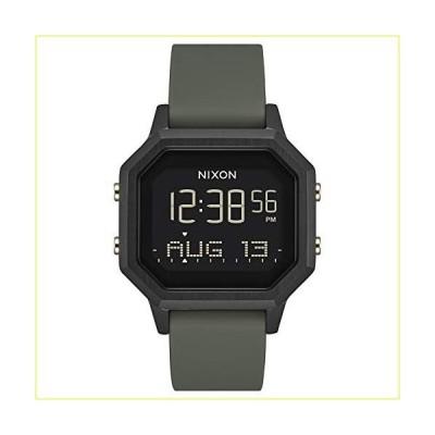 【新品・未使用品】NIXON Siren SS Black A1211178 Woman Steel Watch【並行輸入品】