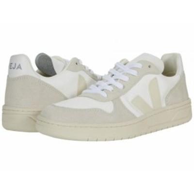 VEJA メンズ 男性用 シューズ 靴 スニーカー 運動靴 V-10 B-Mesh White/Natural/Pierre【送料無料】