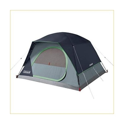 Coleman 4-Person Skydome Camping Tent, Blue 並行輸入品