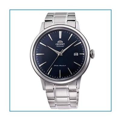 新品[オリエント] 腕時計 Bambino V4 自動巻き(手巻付き) 海外モデル ネイビー RA-AC0007L10B メンズ [並行輸入