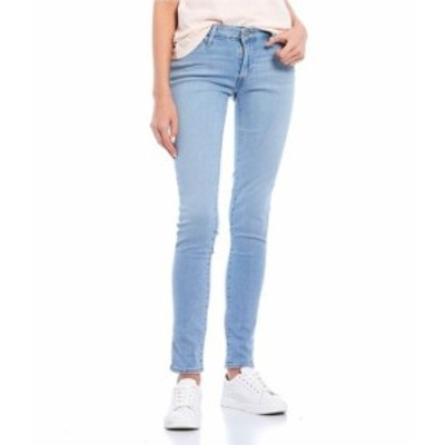 リーバイス レディース デニムパンツ ボトムス Levi'sR 711 Woven Stretch Skinny Jeans Sidetracked