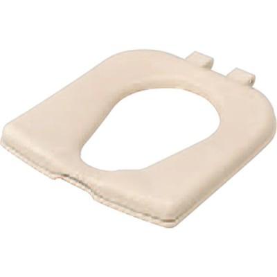 ポータブルトイレ 安寿 KXソフト便座E・ベース板セット アロン化成 591026・UL-401359