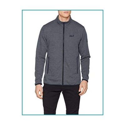 Jack Wolfskin Men's Tongari Jacket, Night Blue, Small【並行輸入品】