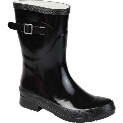 ジュルネ コレクション レディース ブーツ・レインブーツ シューズ Seattle Mid Calf Rain Boot