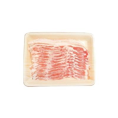 飯田市 ふるさと納税 信州飯田のブランド豚「幻豚」 しゃぶしゃぶ用バラ肉 500g