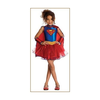 Justice League Child's Supergirl Tutu Dress - Small【並行輸入品】