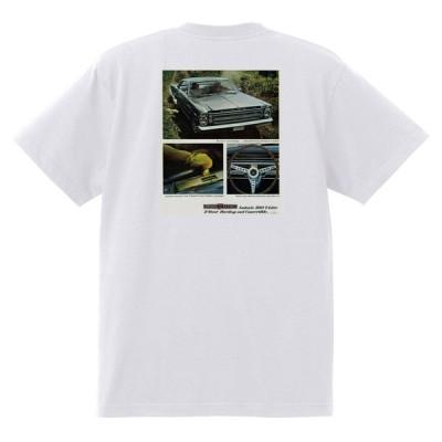 アドバタイジング フォード 775 白 Tシャツ 黒地へ変更可 1966 サンダーバード ギャラクシー ファルコン フェアレーン マスタング ブロンコ f100