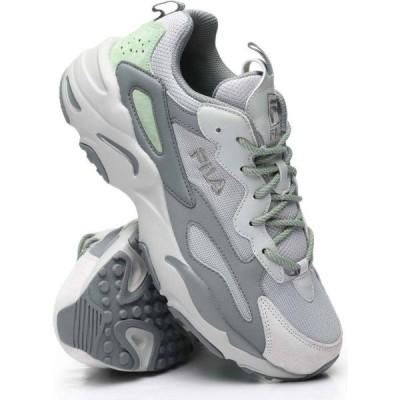 フィラ Fila メンズ スニーカー シューズ・靴 ray tracer sneakers Grey